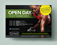 Open Day - Flyer project