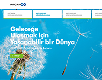 Akcansa & Betonsa Web Site