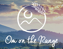 Om on the Range Yoga