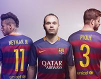 Nike FCB