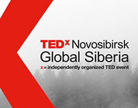 TED×NOVOSIBIRSK GLOBAL SIBERIA