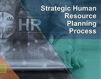 Strategic Human Resource Planning Process PPT