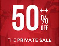 The Private Sale