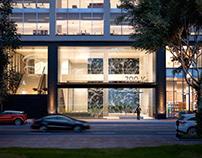 700K in Washington, DC – Architectural animation