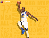 NBA Social Media Graphics pt. 1