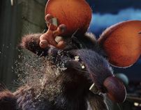 Cihan Kiliccioglu - Character Animation Reel '16