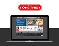 Torrey Latinoamérica | UI/UX