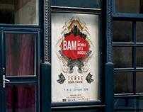 BAM - Event Poster Design