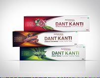 Dant Kanti - Patanjali Ayurved Limited