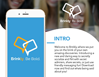 Brinkly - SocialMedia App for iPhone