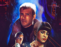 Blade Runner (alternate poster)