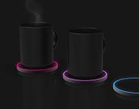 Celsius – A smart drink coaster.