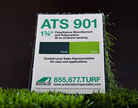 Artificial Turf Specialists Label
