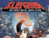 SLEIGHER - COLORS