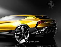 Ferrari SUV Concept 2012