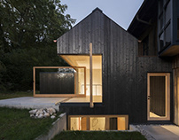 The Black House by Buero Wagner
