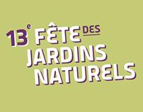 13° Fête des jardins naturels