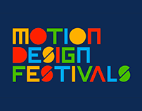 Motion Design Festivals Ident