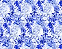 Mesopotamian Blue
