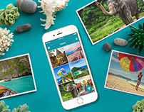 Send Postcards App for iPhone and Android