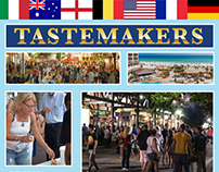 Tastemakers - Event Campaign