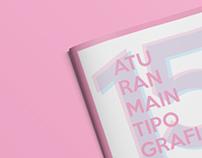 15 Aturan Main Tipografi