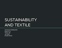 Sustainability and Textile