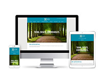 Allee Creative Responsive WordPress Website