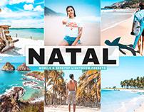 Free Natal Mobile & Desktop Lightroom Presets