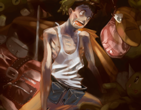 Hidarugami – The Hunger Gods