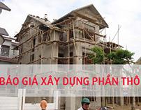 ĐƠN GIÁ PHẦN THÔ XÂY DỰNG + NHÂN CÔNG HOÀN THIỆN 2020