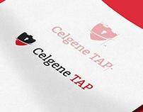 Celgene TAP - Brand Identity Design