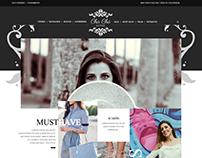 Site de Moda Cha Chá Boutique