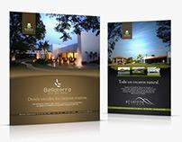 Advertising - Magazine Ads for Terraza Corporativo