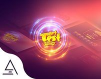 Casino Bonus Game UI