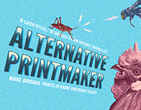 Alternative Printmaker + Free Samples