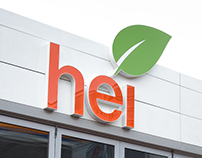 Hei Brand Architecture and Guidelines