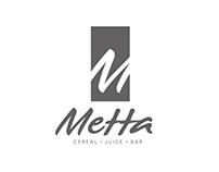 Metta Logo design