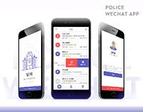 Hunan  Police  Wechat  App