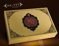 AUK Gold Quran