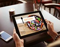 Spoon Interactive Magazine
