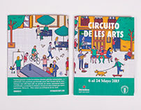 Circuit de les Arts Programme