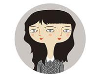 Animated Self-Portrait