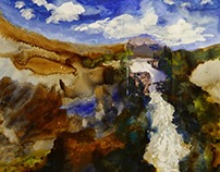 British Columbia paintings