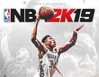 My Poster for NBA 2K19 | Giannis Antentokounmpo