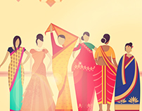 The Saree Festival 2014