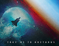 Album cover TIEM - Take me to Arcturus