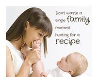 Recipe Remedies Print Advertisement