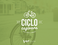 Logo Design purpose for Ciclo Capivara