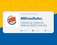 #BKnasRedes :: Burger King Brasil